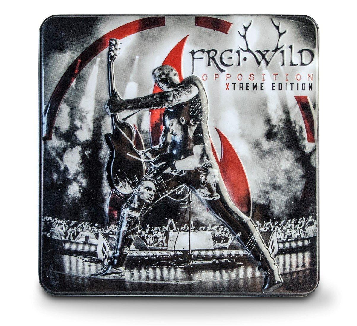 Frei Wild Hut