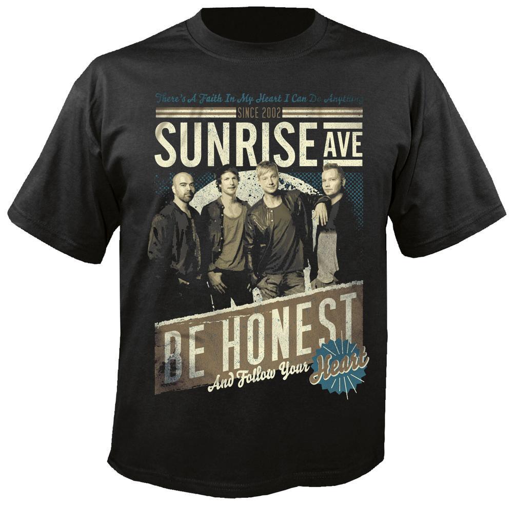 Sunrise avenue forever yours t shirt - Sunrise avenue forever yours ...
