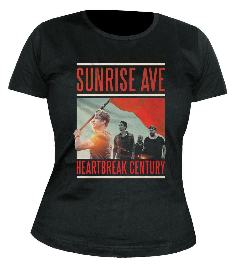 Sunrise avenue forever yours girlie kapuzenpullover - Forever yours sunrise avenue ...