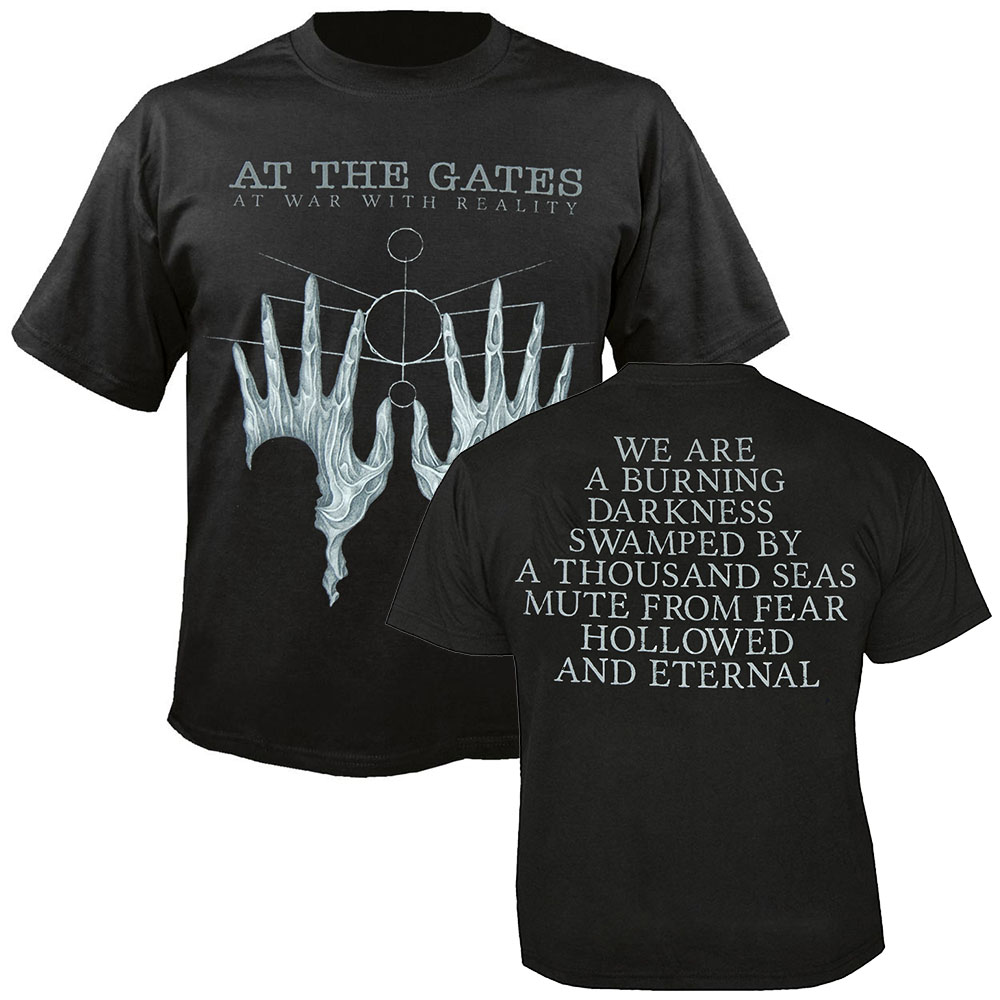 At The Gates To Drink From The Night Itself Backpatch