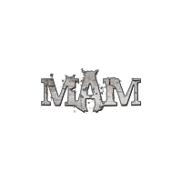 MASTODON - Logo - Patch / Aufnäher