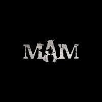 AMON AMARTH - Skulls - Backpatch / Rückenaufnäher