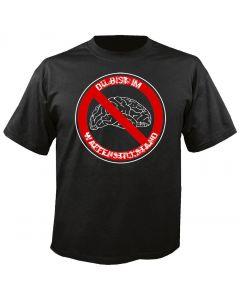 Waffenstillstand - T-Shirt