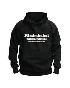 MiMiMi - White - Fun - Kapuzenpullover - Hoodie