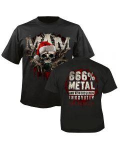 MAM - X-MAS - T-Shirt