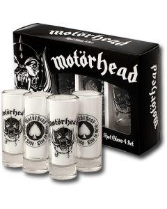 MOTÖRHEAD - Born to Lose - Shot (4er Set)
