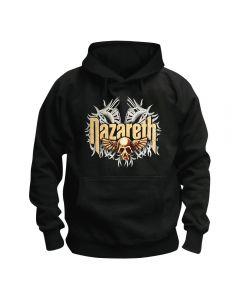 NAZARETH - Flying Skull - Logo - Kapuzenpullover / Hoodie