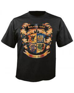 RUNNING WILD - Blazon Stone - T-Shirt