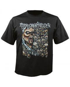 MENSCHENFRESSER - Kannibalistische Reiter - T-Shirt
