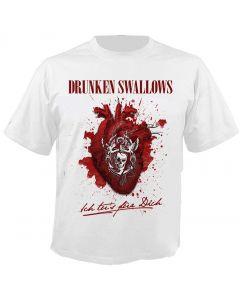 DRUNKEN SWALLOWS - Ich tu´s für Dich - T-Shirt