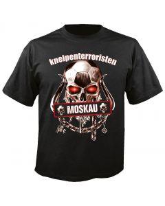KNEIPENTERRORISTEN - Moskau - WM 2018 - T-Shirt