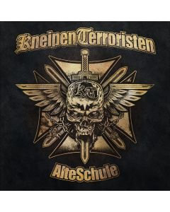 KNEIPENTERRORISTEN - Alte Schule - 2CD - DIGI