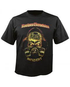 KNEIPENTERRORISTEN - Area 666 - Infiziert - T-Shirt