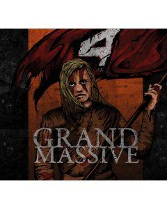 GRAND MASSIVE - IV - CD - DIGI
