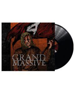 GRAND MASSIVE - IV - LP - Black