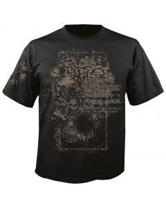 CRIPPER - Seven Inches - Black - T-Shirt