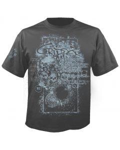CRIPPER - Seven Inches - Grey - T-Shirt