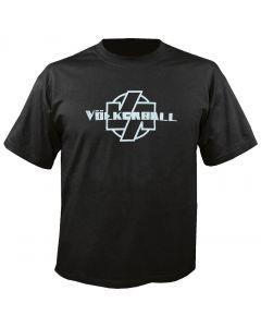VÖLKERBALL - Logo - T-Shirt