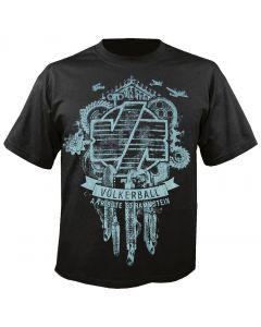 VÖLKERBALL - Collage - T-Shirt