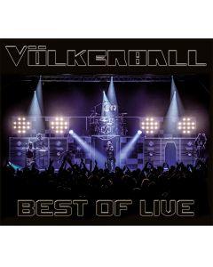 VÖLKERBALL - Best of - Live - DIGI - CD