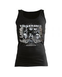 VÖLKERBALL - Retro - GIRLIE - Tank - Top Shirt