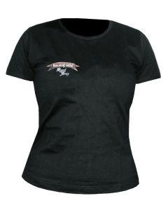 RUNNING WILD - Rapid Foray - Skull - GIRLIE - Shirt