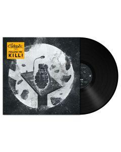 CRIPPER - Follow me: Kill! - LP (Black)