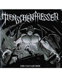 MENSCHENFRESSER - Der Nachzehrer  - CD