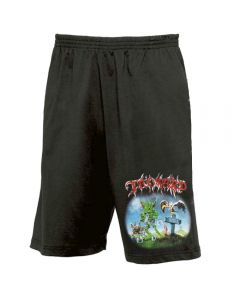 TANKARD - One Foot in the Grave - Jam - Shorts