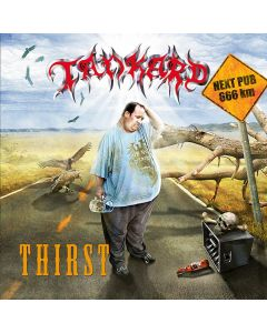 TANKARD - Thirst - CD - DIGI plus DVD