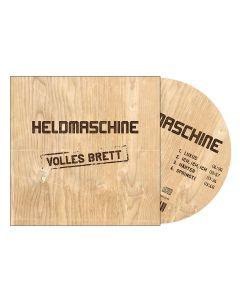 HELDMASCHINE - Volles Brett - EP - CD - Cardsleeve