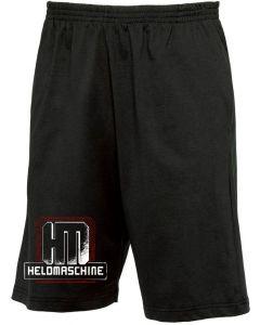 HELDMASCHINE - Logo - Jam - Shorts
