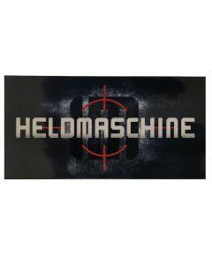 HELDMASCHINE - Im Fadenkreuz - Aufkleber / Sticker