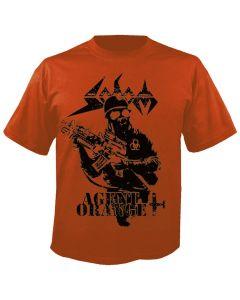 SODOM - 30 Years Agent Orange - T-Shirt