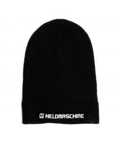 HELDMASCHINE - Logo - bestickt - Long Beanie / Mütze