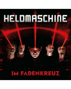 HELDMASCHINE - Im Fadenkreuz - CD - DIGI
