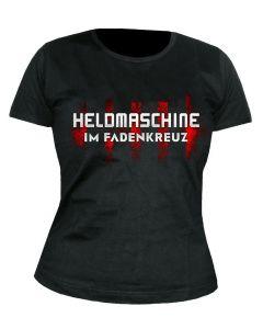 HELDMASCHINE - Im Fadenkreuz - GIRLIE - Shirt
