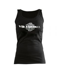 VÖLKERBALL - Grating Logo - GIRLIE - Tank - Top Shirt