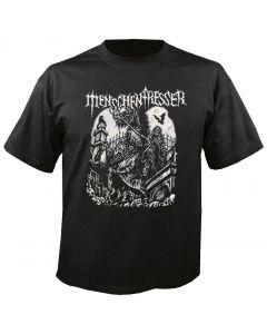 MENSCHENFRESSER - Schädel - T-Shirt