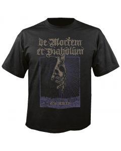 DE MORTEM ET DIABOLUM - Hand - T-Shirt