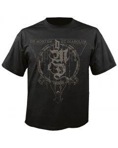 DE MORTEM ET DIABOLUM - Skull - T-Shirt