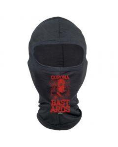 CORONA BASTARDS - Red - Sturmmaske / Sturmhaube