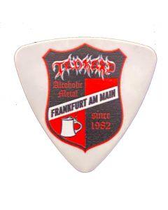 TANKARD - Wappen - Bass - Plektrum / Fingerpick