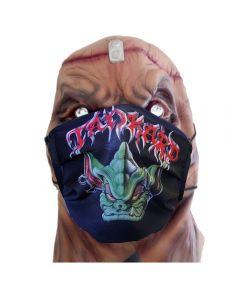 TANKARD - Alien - Maske - Mund - Nasenschutz / Face Mask