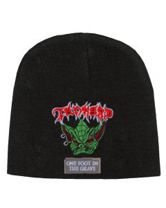TANKARD - Alien - embroidered - Beanie / Hat