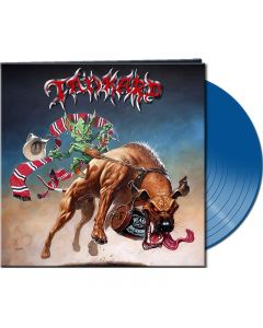 TANKARD - Beast of Bourbon - LP - Blue