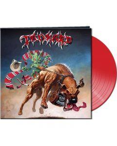 TANKARD - Beast of Bourbon - LP - Red