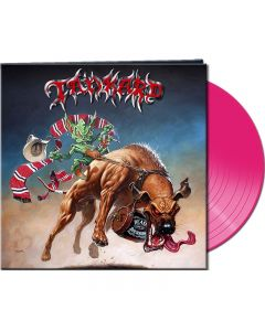 TANKARD - Beast of Bourbon - LP - Magenta