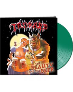 TANKARD - The Beauty and the Beer - LP - Green