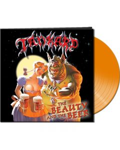 TANKARD - The Beauty and the Beer - LP - Orange